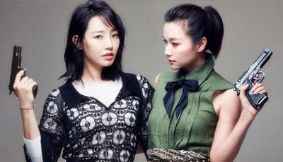 白百何谈徐静蕾:她活得很自我