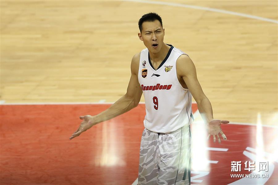 (体育)(11)篮球――CBA总决赛第三场:新疆喀什古城胜广东东莞银行