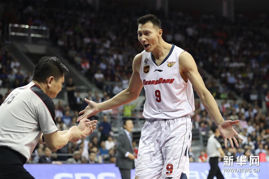 (体育)(4)篮球――CBA总决赛第三场:新疆喀什古城胜广东东莞银行