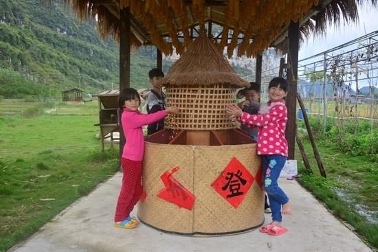 上林农耕文化体验活动受青睐