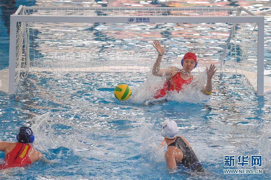 (妈妈)(3)水球体育冠军赛:广东胜湖南全国怎么带孩子学轮滑图片