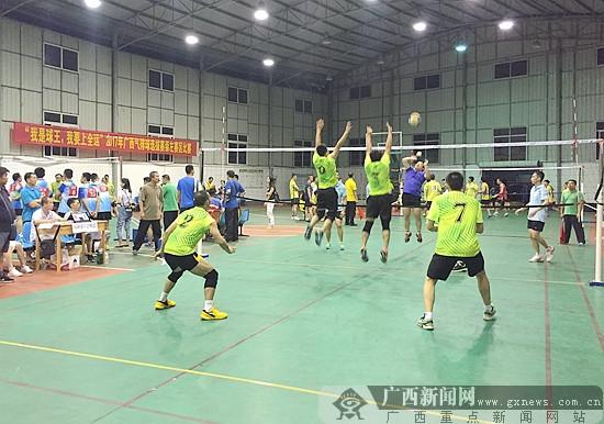 """""""我要上全运""""崇左气排球选拔赛 龙州县斩获两冠"""