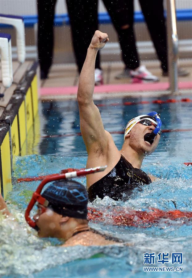 (体育)(2)蹼泳――全国春季锦标赛赛况