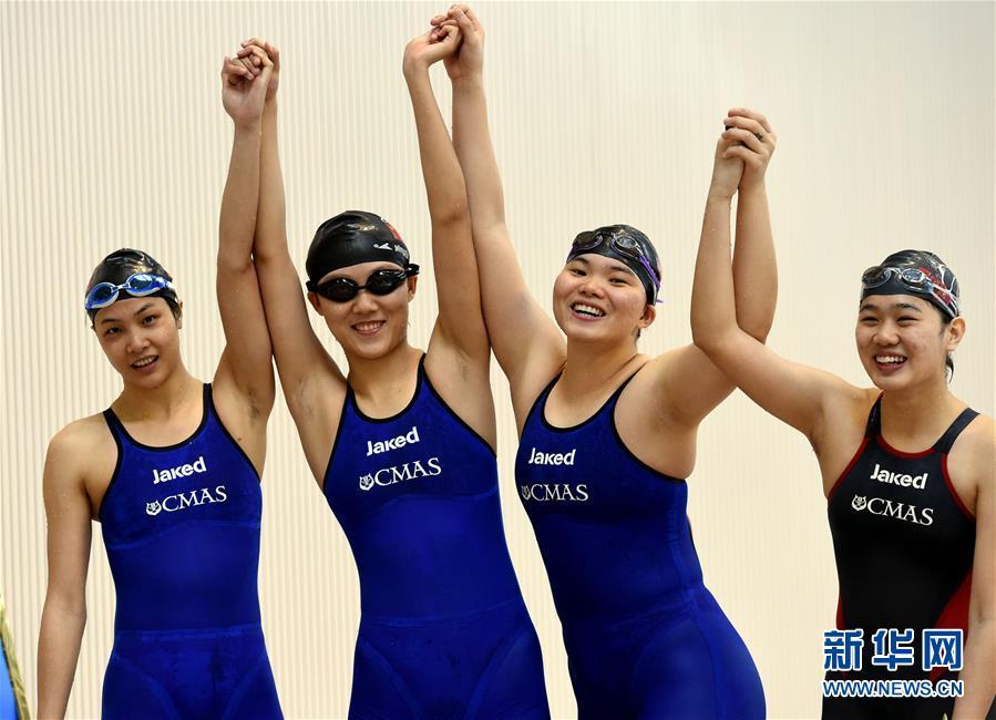 (体育)(1)蹼泳――全国春季锦标赛赛况