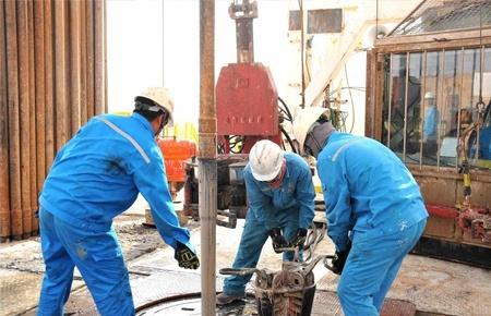 """""""一带一路""""・好项目│中国公司服务沙特油气开采市场"""