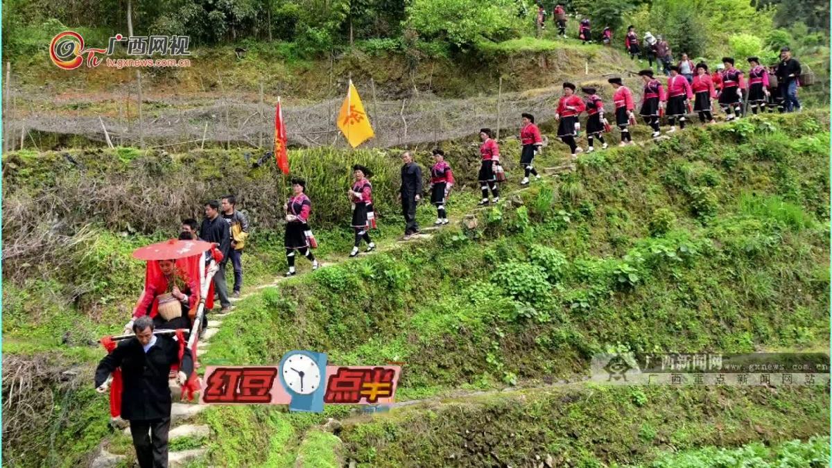 """龙胜:瑶族群众谷雨时节""""祭""""古茶"""