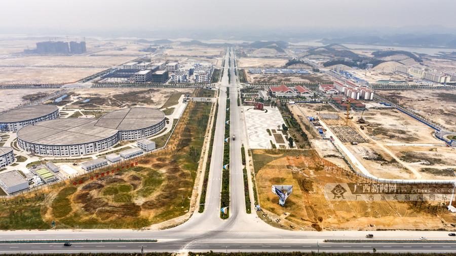 中马钦州产业园区:打造中国与东盟合作新典范