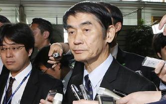 日本复兴大臣因不当言论引咎辞职