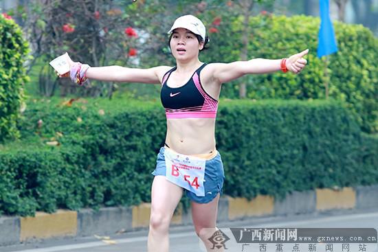 广西10名业余马拉松选手将征战全运会马拉松比赛