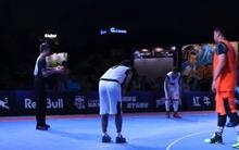《三人篮球赛》