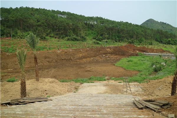 """""""边关牧歌""""生态示范区完成第一阶段建设"""