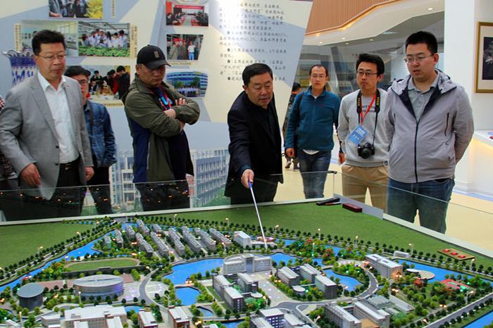 潍坊职业学院:扬帆滨海创伟业 服务潍坊新发展