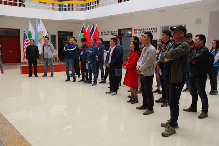 潍坊职业学院:校企深度合作,建一流汽车营销实训中心
