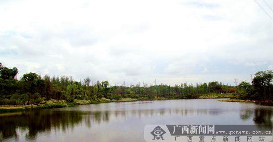 """鹿溪河生态区 成都天府新区""""绿肺"""""""