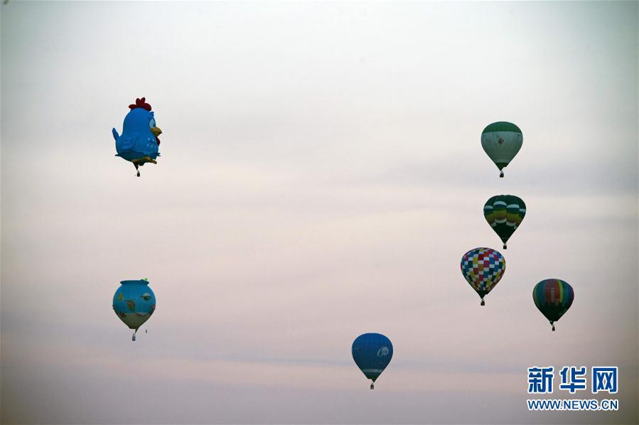 [1](外代二线)墨西哥热气球节