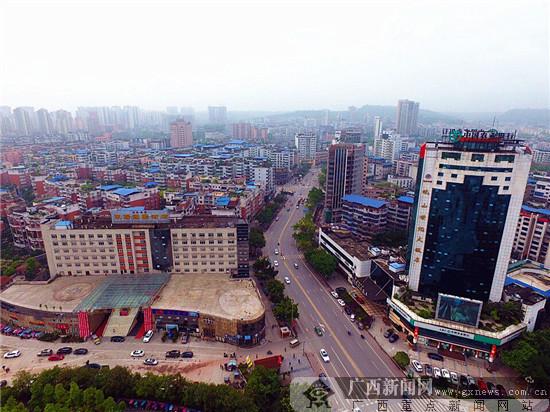 广安最新城市规划图