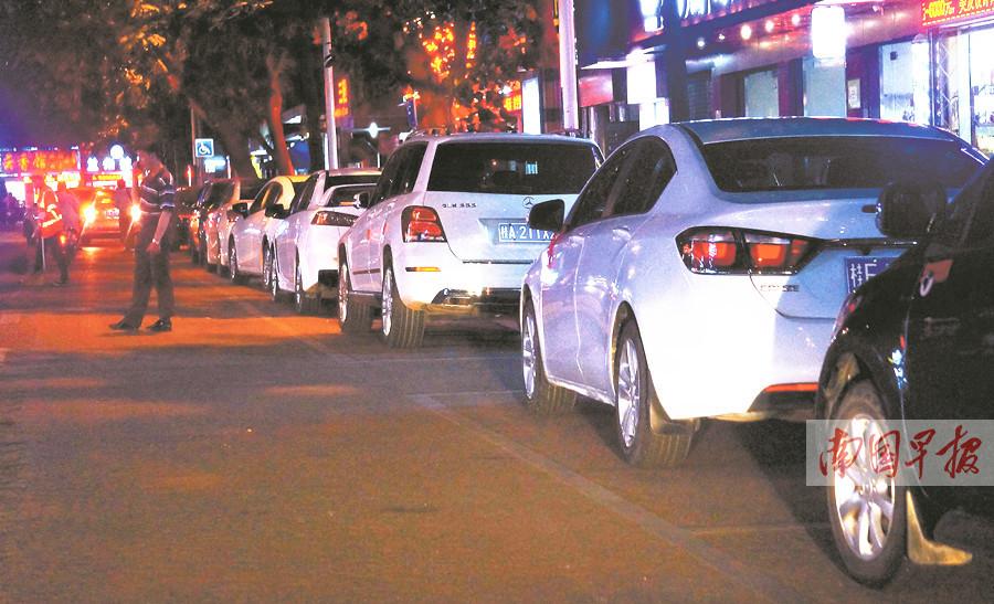 5月10日焦点图:南宁3000多个停车位暂时免费开放