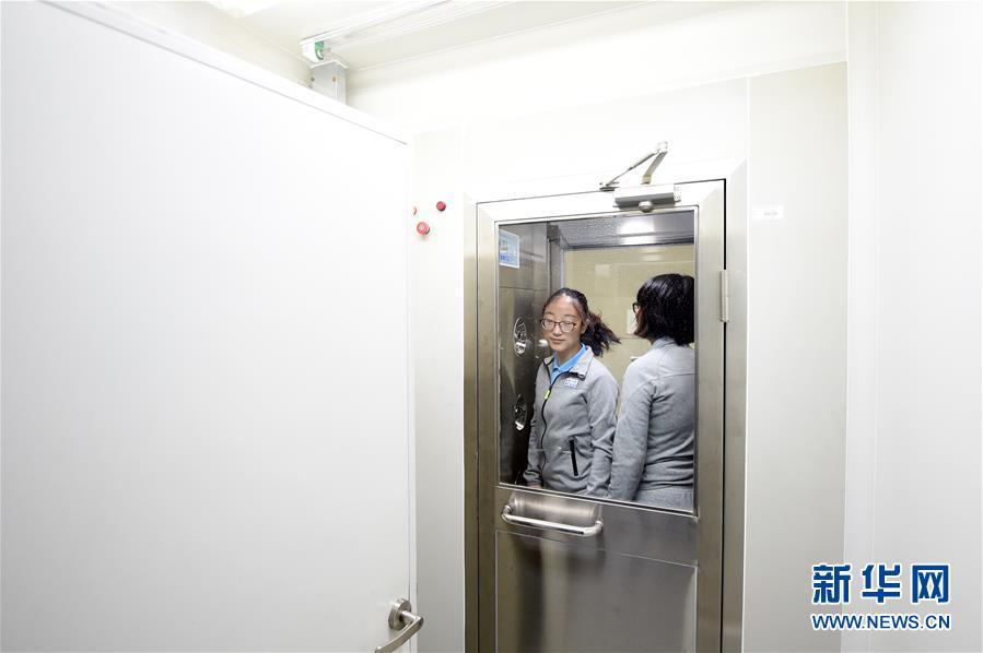 """(图文互动)(2)北航举行""""月宫365""""计划志愿者入舱仪式"""