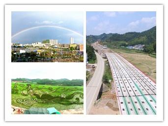 12日焦点:靖西到龙邦高速公路预计2018年6月通车