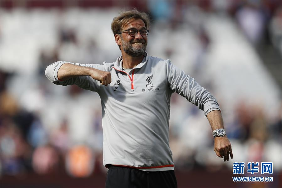(体育)(2)足球――英超:利物浦胜西汉姆联