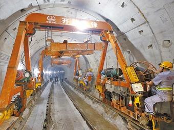 """南宁市地铁2号线全线实现""""短轨通""""(图)"""