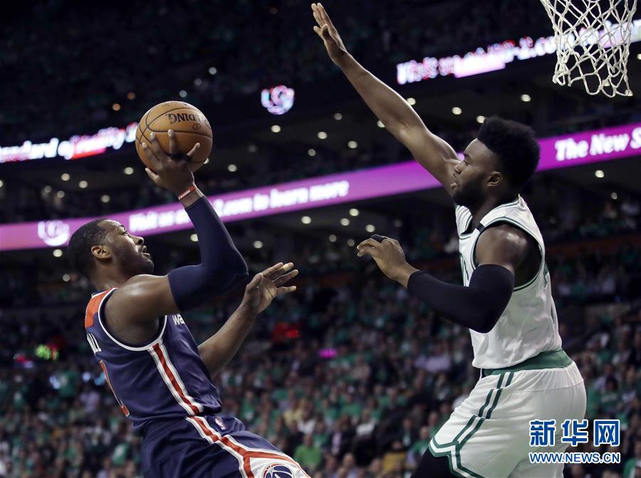 (体育)(5)篮球――NBA季后赛:凯尔特人晋级东部决赛
