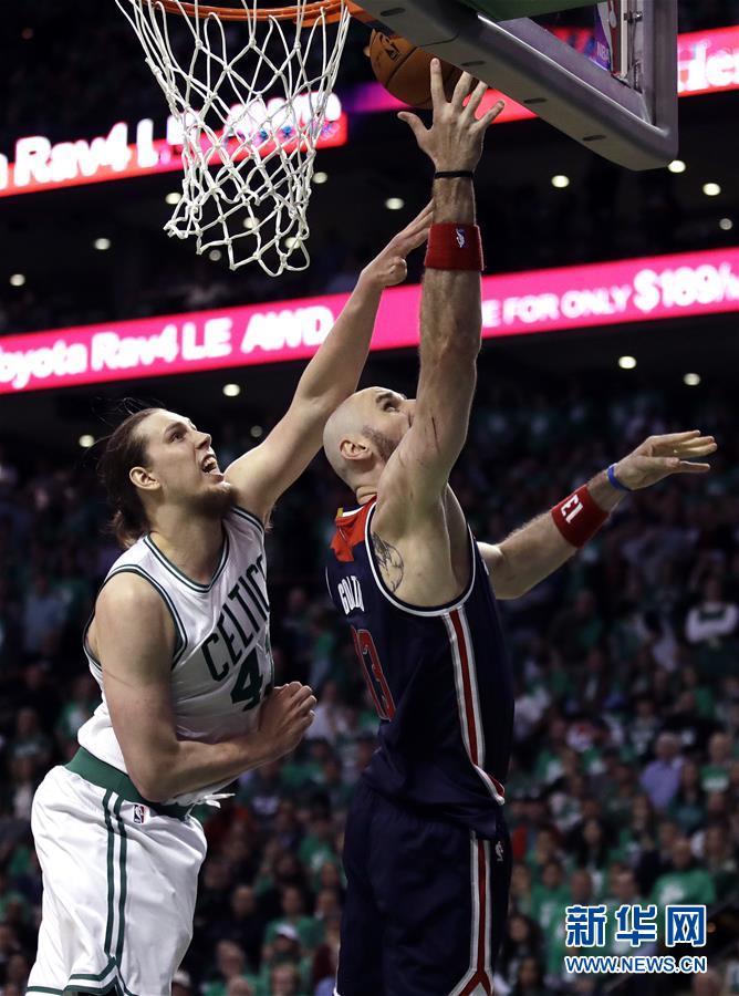 (体育)(4)篮球――NBA季后赛:凯尔特人晋级东部决赛