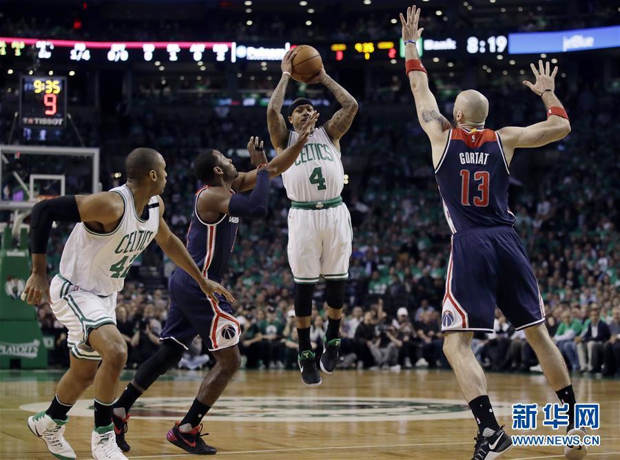 (体育)(3)篮球――NBA季后赛:凯尔特人晋级东部决赛