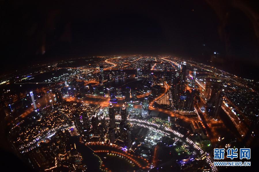[4](外代二线)俯瞰迪拜