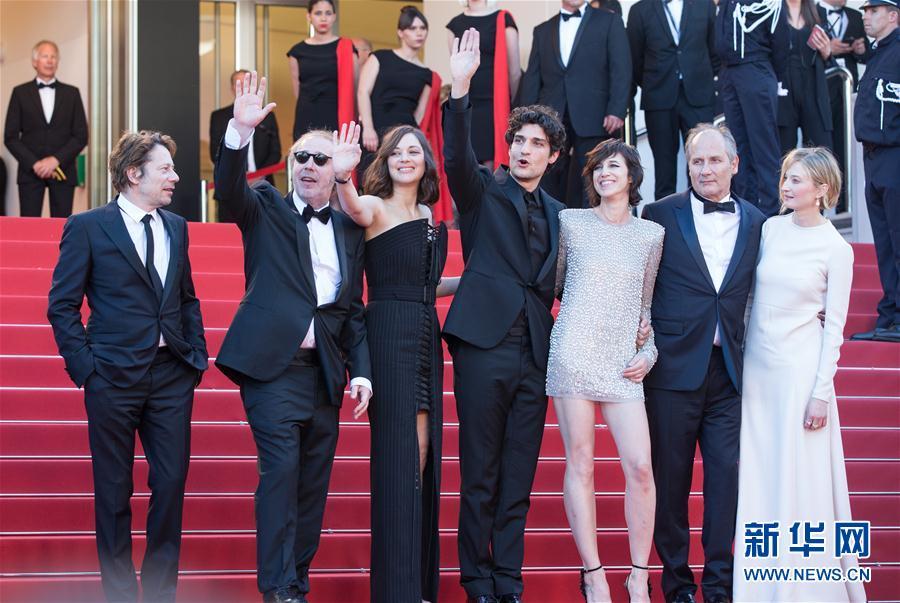 (国际)(1)第70届戛纳电影节开幕