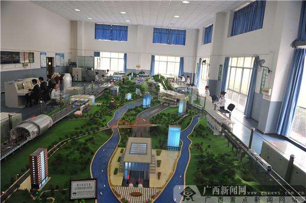 重庆公共运输职业学院将有4个轨道类专业在桂招生