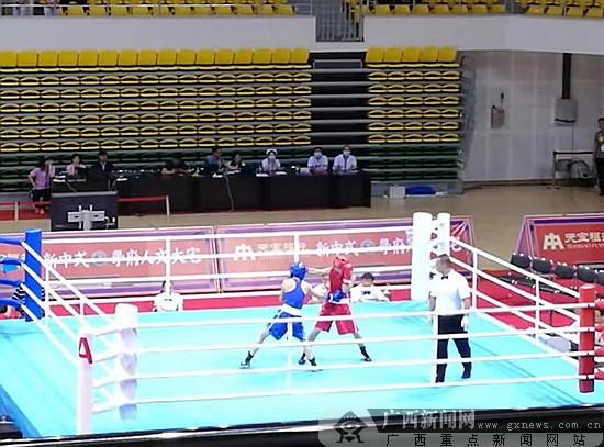 全运会拳击预赛落幕 广西获2个决赛名额