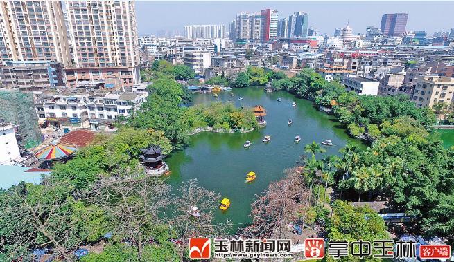 玉林市红豆社区_视觉玉林:天更蓝、地更绿、水更清(组图)-广西新闻网