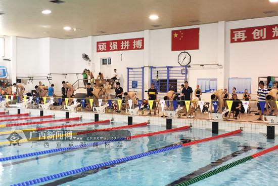 广西举办水上运动项目运动员转训和转正测试赛