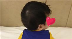 """陈妍希晒5月大儿子""""小星星""""近照"""