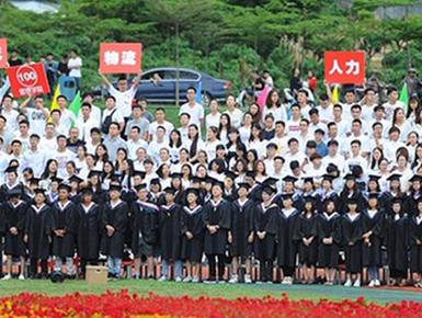 海南史上最大阵容毕业照!