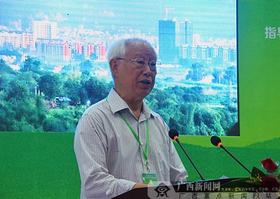 """中国城市化论坛在""""中国氧都""""上思县举行"""