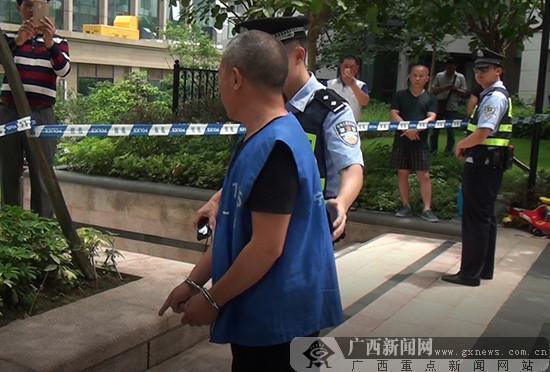 南宁:男子纠集同党阻止业委会成立 殴打业主被刑拘