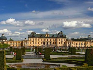 瑞典德罗特宁霍姆宫