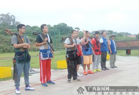 全国射击冠军赛飞碟项目:我区老将陈力获第五名