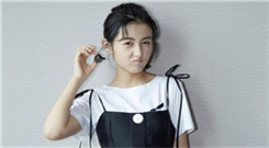张子枫这次穿对了!满屏少女气息