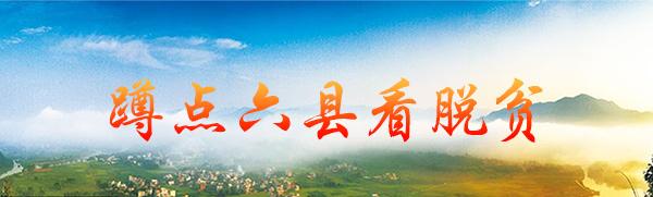 """[砥砺奋进的五年]广西日报启动""""蹲点六县看脱贫""""全媒体报道"""