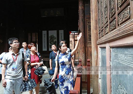"""观民居看药谷爬""""长城"""" 南昌旅游新业态叫响全国"""