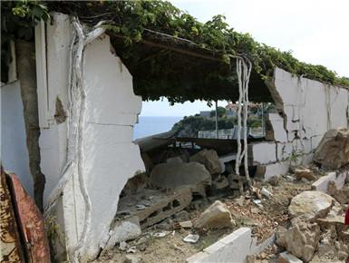 希腊发生6级地震
