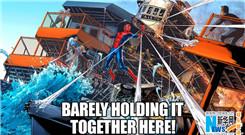 《蜘蛛侠:英雄归来》小蜘蛛被放鸽子