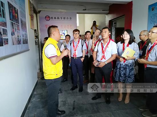 桂林青年社会组织在对外人文交流中发挥独特作用