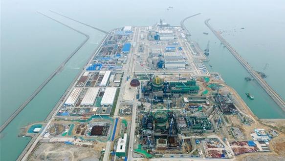 """""""华龙""""闪耀世界――中国自主研发三代核电技术在崛起"""