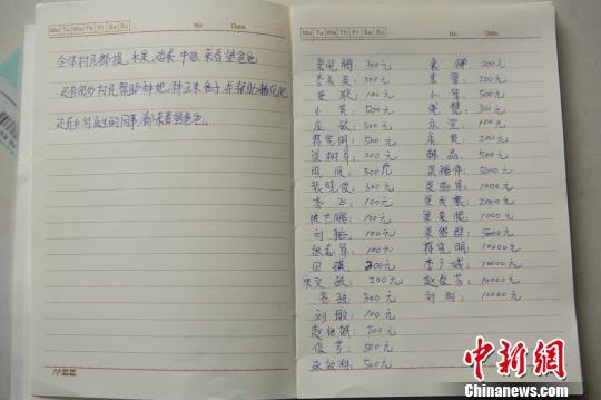山西沁县一村医遇车祸34户村民凑6万救命钱