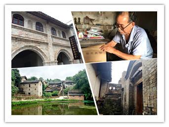 南宁上甘坡古民居里有一座百余年历史的女子学堂