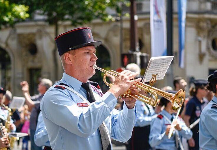 法国纪念国家消防队员日